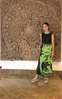 スリランカの旅~バンコクに到着❣️ - 八巻多鶴子が贈る 華麗なるジュエリー・デイズ