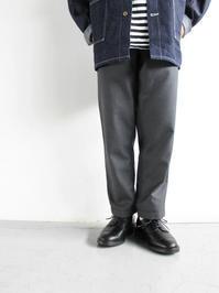 Sans limite T/W GABARDINE GOM PANTS - 『Bumpkins putting on airs』