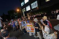 MX「ニュース女子」抗議行動21 - ムキンポの exblog.jp