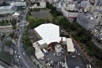 群馬音楽センター - 萩原義弘のすかぶら写真日記