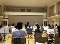 8月20日(日)泉シンフォ練習 - 吹奏楽酒場「宝島。」の日々