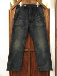 """Utility denim"" - 福岡・大名のUSインポートセレクトShop RHYTHM RRL RUGBY RALPH LAUREN etc..............."