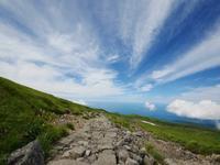 日本海に続く雲 - tokoya3@