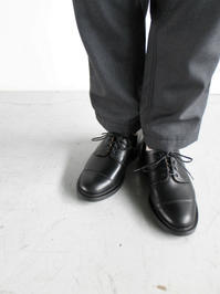 ARROW FOOTWEAR by Whiteandco CAPPED GIBSON - 『Bumpkins putting on airs』