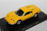 1/64 GRANI&PARTNERS Ferrari Dino 246 GT 1969 - 1/87 SCHUCO & 1/64 KYOSHO ミニカーコレクション byまさーる