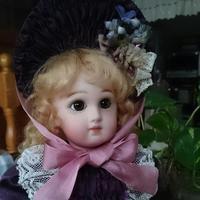 ジュモウ リリック嬢のドレス♪ - Les Poupees 『レ・プペ』
