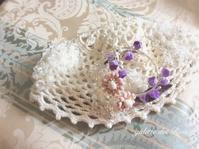 ビスクドールに似合うようにお花を… - galette des Rois ~ガレット・デ・ロワ~