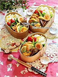 トウモロコシご飯弁当と今日のわんこ♪ - ☆Happy time☆