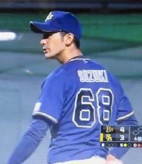 鈴木優投手、24試合目の登板 - サマースノーはすごいよ!!