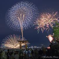 宮島水中花火大会 - 写真ブログ「四季の詩」
