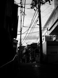 坂の途中 - 節操のない写真館