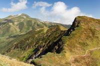 チブリ尾根~別山~南竜周回 - 白山に魅せられて