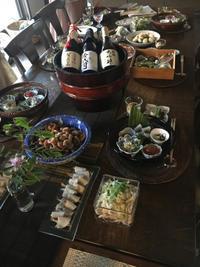 日本酒の会とラ・ボナ・フォルケッタ最後の晩餐 - 料理画報