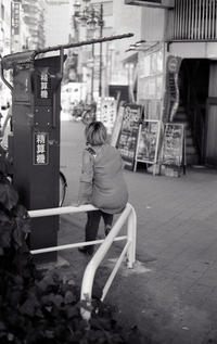 東京スナップ #286 - 心のカメラ / more tomorrow than today ...