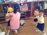 今日から2学期! - みかづき第二幼稚園(高知市)のブログ