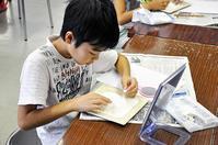 自画像のレリーフを作ろう! - 絵画教室アトリエTODAY