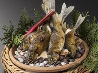 【鮎】塩焼き★食べ放題!バイキングは10月中旬まで♪ - 名鉄犬山ホテル情報