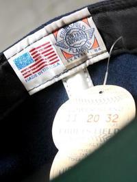 EBBETS FIELD FLANNELS ベースボールキャップ - 【Tapir Diary】神戸のセレクトショップ『タピア』のブログです