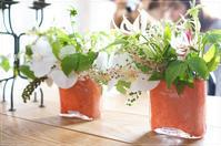 Bouquet dans un vase chez Henry Dean - * Spice of My Life *
