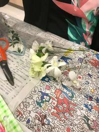 生花で髪飾り作り - NPHPブログ版