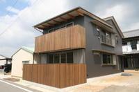 「通じる家/岡崎」 竣工しました - KANO空感設計のあすまい空感日記