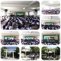 始業式 - ひのくま幼稚園のブログ