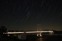 大鳴門橋の星 - ブナの写真日記