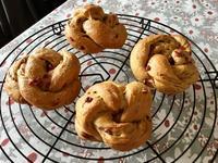 クランベリーカフェフラワー - カフェ気分なパン教室  ローズのマリ