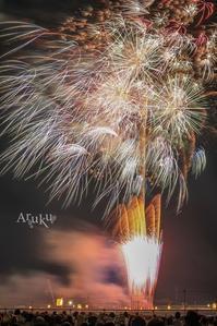 大曲の花火 - Aruku