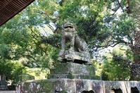 松尾神社Ⅱ。 - 青い海と空を追いかけて。