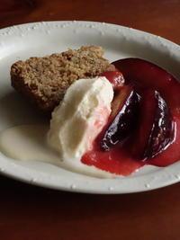 胡桃とブラウンシュガーのケーキ - Baking Daily@TM5