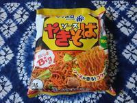 9/2 サンヨー食品サッポロ一番ソースやきそば + オリジナル納豆丼 - 無駄遣いな日々