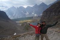 センチネルパスからの絶景!ラーチバレーハイキング - ヤムナスカ Blog