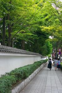 初秋の路地 - MAKO'S PHOTO