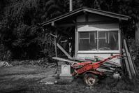 人知れず発色する耕運機 - Film&Gasoline