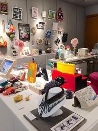 2017『贈る』展レポート 〜後編〜 - 『 紙とえんぴつ。』 kamacosan. 糸とビーズのアクセサリー
