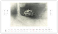 《 暦『九月長月』 ――― 蠅帳 》 - 画室『游』 croquis・drawing・dessin・sketch