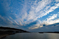 雲(出雲崎海岸) - くろちゃんの写真
