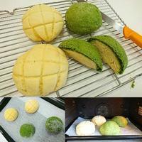 メロンパン作り - NATURALLY