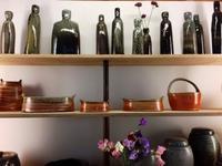 陶芸家 Mickiさんの Summer Sale へ - イギリス 西ウェールズの田舎暮らし