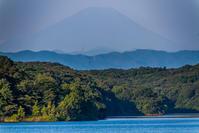 久しぶりの富士山と日和田山 - デジカメ写真集