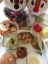 職場の香害とアトピー体質〜☆ディズニーランドホテルブッフェの夏祭り - SUPICA'S  BLOG