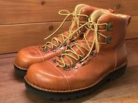 注文登山靴! - 手づくり靴 仄仄工房(ホノボノコウボウ)