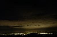 月あかりの大川原高原 - ブナの写真日記