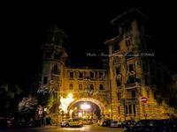 """""""夜のコッペデ♪ローマのミステリー空間"""" ~ 映画のロケ地、さんぽ♪ ~ - 「ROMA」旅写ライターKasumi@在ローマがつづる、最新!ローマあれこれ♪"""