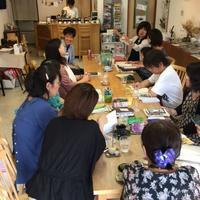 10/1(月)コミュニティカフェかがよひ スタッフ会議 - コミュニティカフェ「かがよひ」