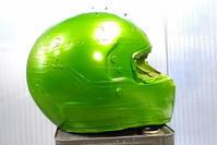 BELLヘルメット ペイントの途中だけど。。。 - DRESS OUT  White Blog
