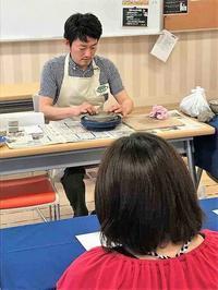 【ハイスクールにて】 - 出張陶芸教室げんき工房