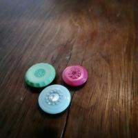 ボタン - 日々ひとりごと