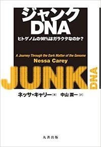 『ジャンクDNA―ヒトゲノムの98%はガラクタなのか? 』ネッサ キャリー、中山 潤一 - 1000日読書